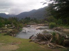 Pichi Traful, provincia de Neuquén. Hermoso camping