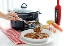 Lentejas guisadas en CrockPot Crock Pot Slow Cooker, Slow Cooker Recipes, Crockpot Recipes, Cooking Recipes, Slow Cooking, Sous Vide, Recetas Crock Pot, Clean Recipes, Bon Appetit