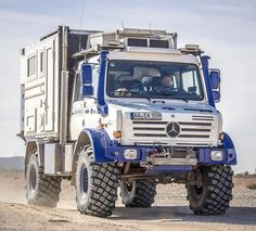 off road truck Overland Truck, Overland Trailer, Expedition Vehicle, Mercedes Benz Unimog, Mercedes Truck, Off Road Camper Trailer, Truck Camper, 4x4 Trucks, Cool Trucks