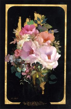 "Jenkins Art Studio - GALLERY 2  ""Poppies and Gold"""