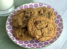 Coconut Sugar Chocolate Chip Cookies - Baking Bites