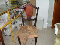 restauro sedia