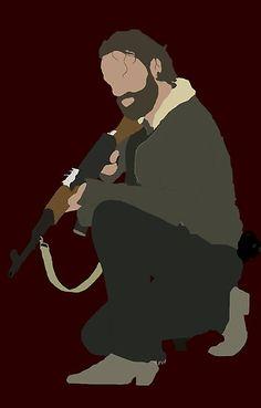 Rick Grimes - The Walking Dead by mashuma3130