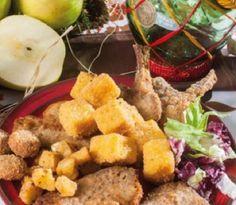 Fritto Misto alla piemontese (ricetta di Andrea Ribaldone) - Chef Anthony