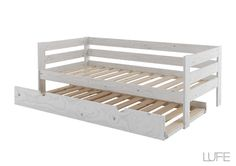 Pull Out Bed, Bedroom Cabinets, Pallet Sofa, Bed With Drawers, Childrens Beds, Toy Rooms, Little Girl Rooms, House Rooms, Kids Furniture