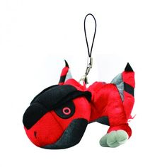 MH Monster Mini Mascot Plush Tigrex Rare Species