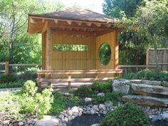 my pavilion plans - Japanese Garden Design Garden Architecture, Garden Buildings, Garden Structures, Outdoor Pergola, Pergola Plans, Diy Pergola, Japanese Style House, Japanese Garden Design, Japanese Gardens