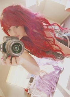.Red Did I say Red Hair.....