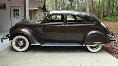 1934 Chrysler Airflow for sale - Hemmings Motor News Chrysler Airflow, Chrysler Cars, Vintage Cars, Antique Cars, Dodge Vehicles, Pt Cruiser, Car Photos, Amazing Cars, Car Car