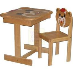 martin yaffe student wooden desk and chair this wooden desk and