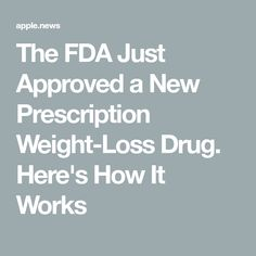 The Fda Just Approved A New Weight Management Time Com >> 344 Best Health Images In 2019 Good Advice Hack My Life Hacks
