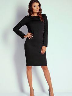 792ff7deba6d Φόρεμα NAOKO - μαύρο