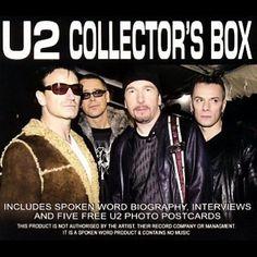 U2 Collector's Box