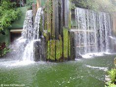 Waterfall at Nan Lian Garden - Kowloon City