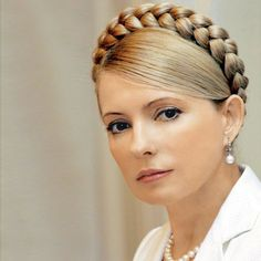 This gorgeous lady is an Ukrainian politician and was also the Prime Minister of Ukraine. She was born in the year 1960 in Dnipropetrovsk city. She was the first woman Prime Minister of Ukraine (till September, 2005).