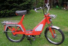 Cyclo vélosolex 6000, Courbevoie, Fransa, Avrupa