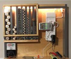 Ultimate Battery Management Station