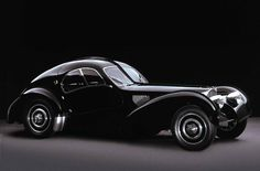 The Bugatti Type 57S Atlantic is a beautiful classic car that recently became the most expensive car ever sold. Description from carzz.co. I…