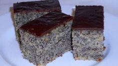 Veľmi chutný a šťavnatý zákusok. Czech Desserts, Sweet Desserts, Sweet Recipes, Dessert Recipes, Good Food, Yummy Food, Czech Recipes, Sweet Cakes, Cupcake Cakes