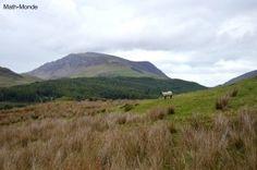 Mon escalade du mont Snowdon - Math-Monde