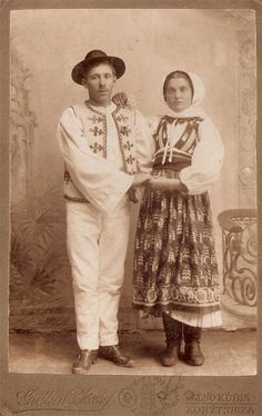 Liptov, Slovakia Folk Costume, Costumes, People Of The World, Traditional Outfits, Beautiful People, Hipster, Culture, Couple Photos, Clothing