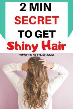 Shiny Hair Tips, Long Hair Tips, Natural Hair Care Tips, Natural Beauty, Long Silky Hair, Soft Hair, Yogurt Hair Mask, Hair Growing Tips, Diy Hair Mask