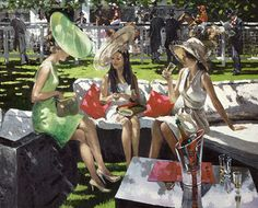 Race Day Celebrations by Sherree Valentine Daines