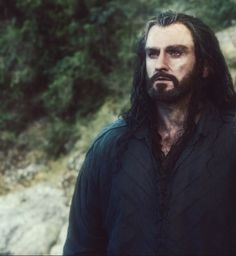 Richard Armitage as Thorin Oakenshield in The Hobbit Trilogy
