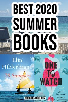 Looking for a beach read or book to read by the pool this summer? We put together a list of entertaining novels to help you get through your 2020 summer. Books To Read For Women, Best Books To Read, Great Books, Beach Reading, I Love Reading, Reading Lists, Book Lists, Best Fiction Books, Fiction Novels