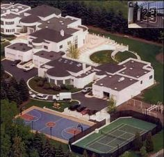 Jordan S Home Realestate Luxury More Jordans Jordan Mansion Jordan