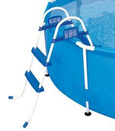 BESTWAY 58046 SCALA DOPPIA SALITA PER PISCINE ALTEZZA CM. 76 http://www.decariashop.it/accessori-per-piscine/1420-bestway-58046-scala-doppia-salita-per-piscine-altezza-cm-76.html