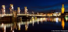Kampen by night - The Netherlands | Bas Meelker | Flickr