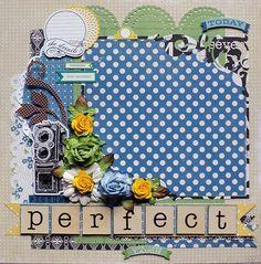 Picture Perfect - Scrapbook.com