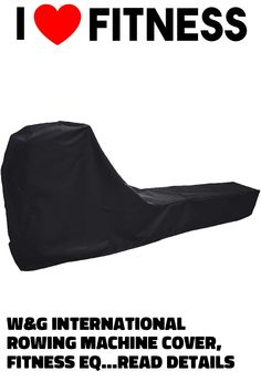 WandG International Rowing Machine Cover, Fitness Equipment Protective Cover and Oxford Waterproof Fabric are The Ideal Choice for Indoor and Outdoor use??Black?? ... (This is an affiliate link) #cardiotraining Fitness Equipment, No Equipment Workout, Rowing Machines, Waterproof Fabric, Cardio, Oxford, Indoor, Training, Link