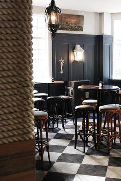 Sibella Court for 30 Knots #interior #design