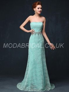 modabridal.co.uk SUPPLIES Tailormade Sheath/Column Fall Natural Zipper-up Lace Formal Glamorous & Dramatic Sweetheart Dress Lace Cocktail Dresses
