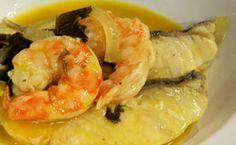 Moqueca de peixe com camarão e tucupi: prato de Claude para Nigella - Receitas - Receitas GNT