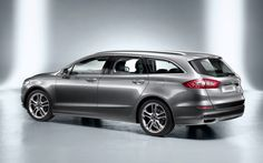 Ford Mondeo Wagon (we only get the sedan)