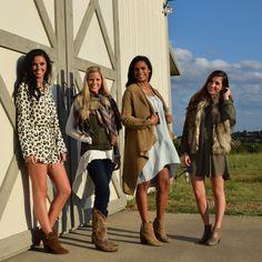 Wanderlust Vest- Olive - Shop Southern Roots TX