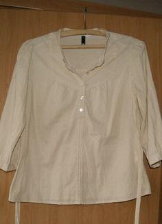 Kup mój przedmiot na #vintedpl http://www.vinted.pl/damska-odziez/bluzki-z-3-slash-4-rekawami/15654936-bluzka-koszulowa-bez-rekaw-34-r-4416