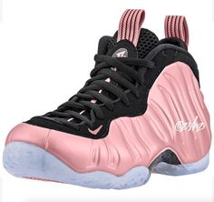 This pic ain't them. but gotta keep an eye out for this cu I'm probably gonna need em Nike Air Foamposite One 'Elemental Rose' Releasing April 2018 Sneakers Mode, Best Sneakers, Sneakers Fashion, Kids Sneakers, Jordan Shoes Girls, Girls Shoes, Shoes Women, Foams Shoes Nike, Lit Shoes