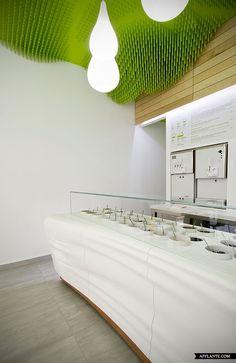 Froyo Yogurteria // Ahylo Studio