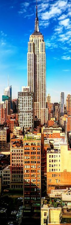 Empire State Building, New York City, USA