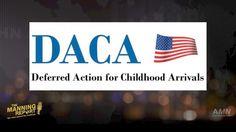 DACA Members Demand Amnesty From Trump