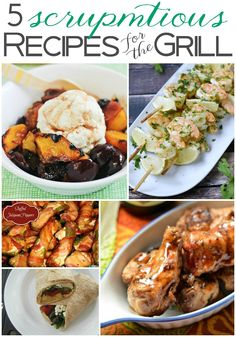 5 Recipes for the Gr