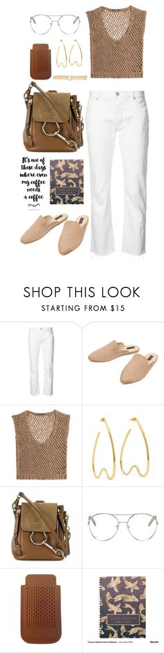 """street style #72: summer thoughts"" by veronicagnzlz ❤ liked on Polyvore featuring Nili Lotan, Eloquii, DAMIR DOMA, Simone Rocha, Chloé and Hermès"