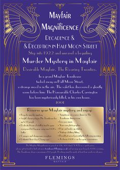 The Mayfair Magnificence