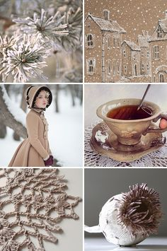 I Love Winter, Winter Colors, Winter White, Colour Schemes, Colour Pallete, All Things Christmas, Winter Christmas, Collages, Color Collage