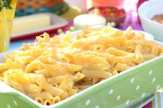 easter reciepes \   easter recipes macaroni & cheese