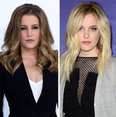 7. Lisa Marie Presley's daughter (and Elvis' granddaughter) Riley Keough definitely inherited her famous family's gorgeous genes.